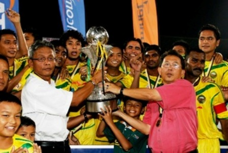 kedah super league champion