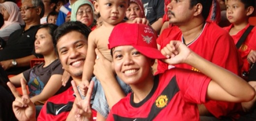 Manchester United Family