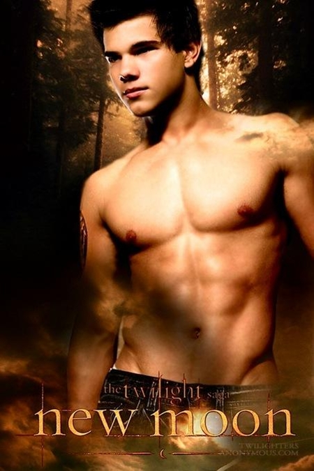 new_moon_jacob_black_poster