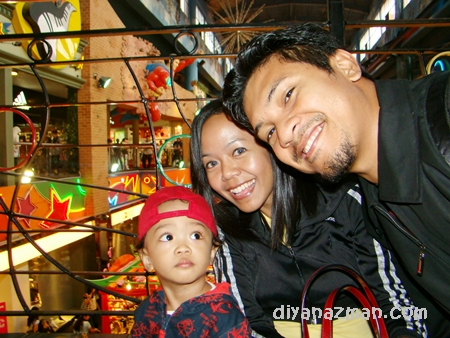 at genting theme park