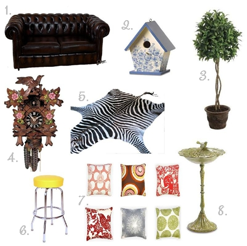 My new home wish list for Home wish list
