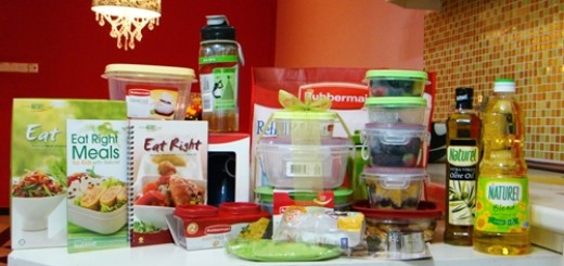 Rubbermaid and Naturel products