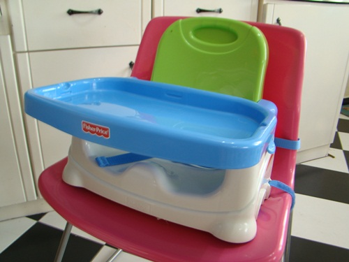 Child Booster Seat For Kitchen Table