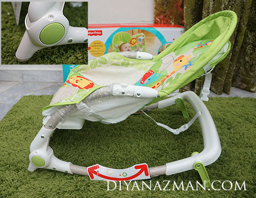 Newborn-to-Toddler Portable Rocker - Fisher Price